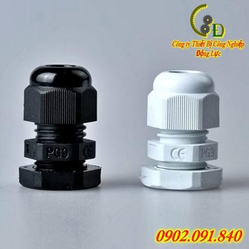 ốc siết cáp nhựa PG9 hay còn thường được gọi là ốc xiết cáp nhựa hoặc ốc khóa cáp chống nước hoặc ốc kẹp dây cáp điện chống nước cho tủ điện báo giá tốt nhất trên thị trường hiện nay
