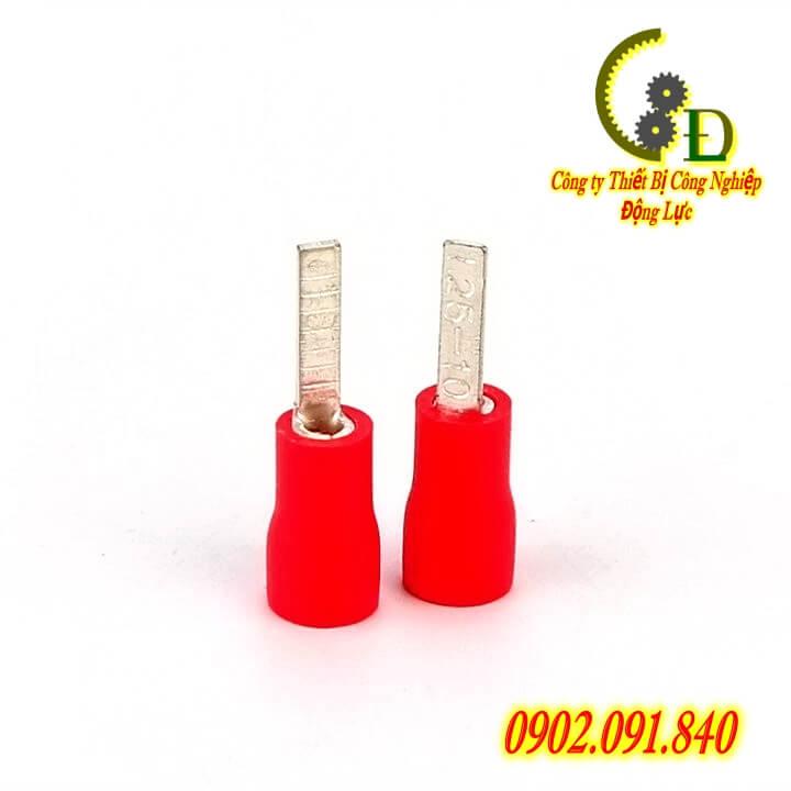 đầu cos pin dẹp, cosse dẹt, cốt bắt CB aptomat sản phẩm do Dongluchp sản xuất và phân phối với giá tốt, giao hàng nhanh, uy tín, tiện lợi