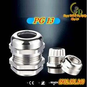 Ốc siết cáp kim loại PG là dụng cụ chuyên dụng để khóa kẹp dây cáp điện và chống thấm nước cho tủ điện chế tạo từ đồng mạ niken chống gỉ báo giá tốt nhất trên thị trường