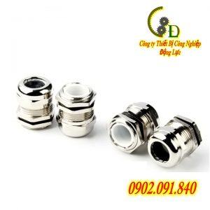 Ốc siết cáp kim loại PG 11 là dụng cụ chuyên dụng để khóa kẹp dây cáp điện và chống thấm nước cho tủ điện chế tạo từ đồng mạ niken chống gỉ báo giá tốt nhất trên thị trường