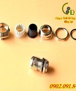 ốc siết cáp hay còn gọi là khóa cáp - kẹp dây cáp điện chống nước cho tủ điện do công ty động lực nhập khẩu và phân phối báo giá tốt nhất