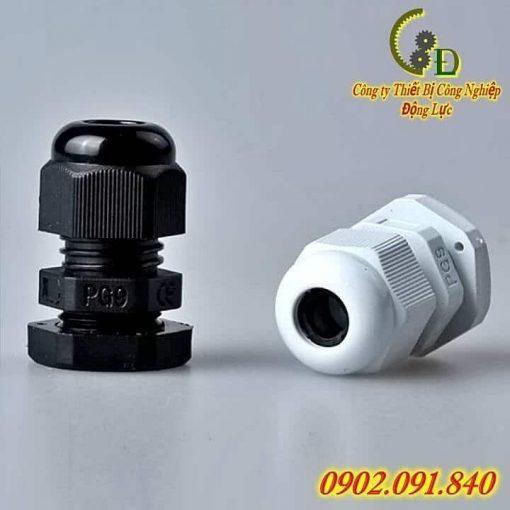 ốc siết cáp nhựa PG11 hay còn thường được gọi là ốc xiết cáp nhựa hoặc ốc khóa cáp chống nước hoặc ốc kẹp dây cáp điện chống nước cho tủ điện báo giá tốt nhất trên thị trường hiện nay